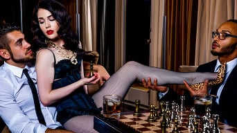 Evelyn Claire in 'Checkmate'