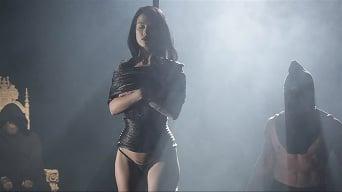 Katrina Jade in 'Katrina and Nigel'