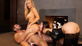 Kayden Kross in 'Valley Of The Fuck Dolls Part Two'